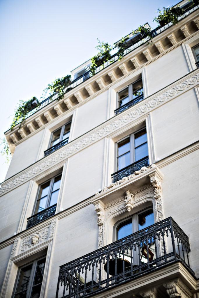 Hotel Providence-facade-3-Benoit Linerot