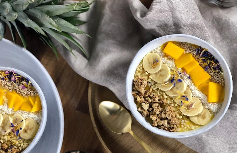 How to : Smoothies Bowls