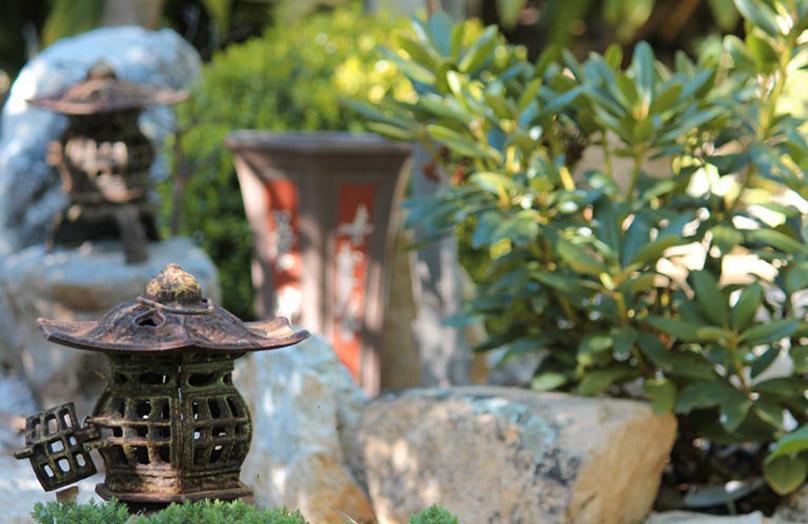 Sardegna Zen – Giardino tra Yoga e Buddha style