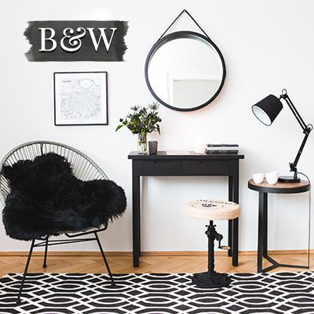 Interior design - Trend Monocromo