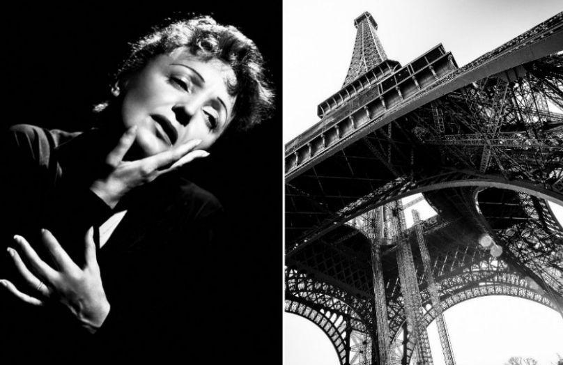 Édith Piaf - La vie en Rose e altre storie