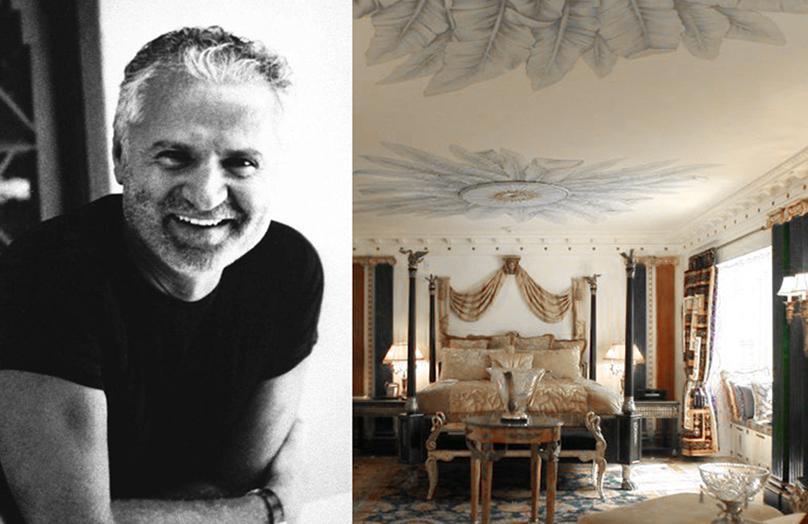 Z wizytą w posiadłości Gianniego Versace