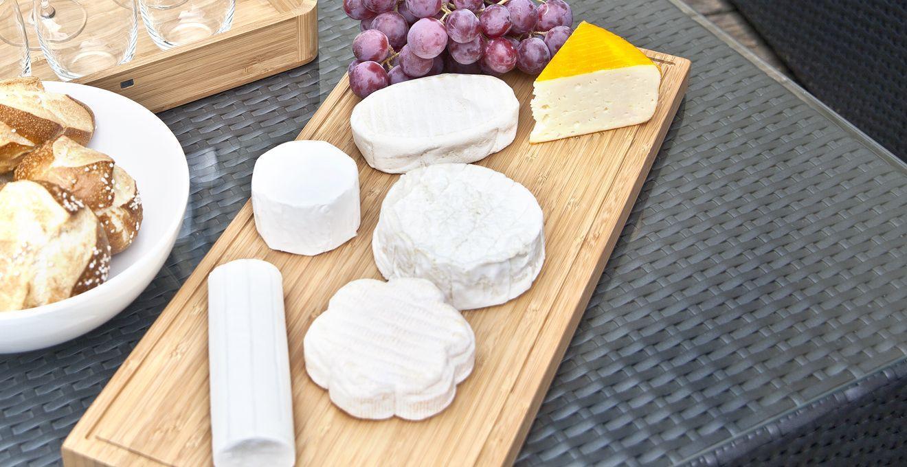 Plat à fromage
