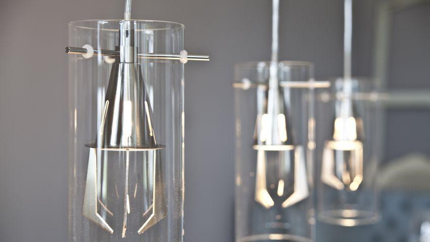 Lampe cristal