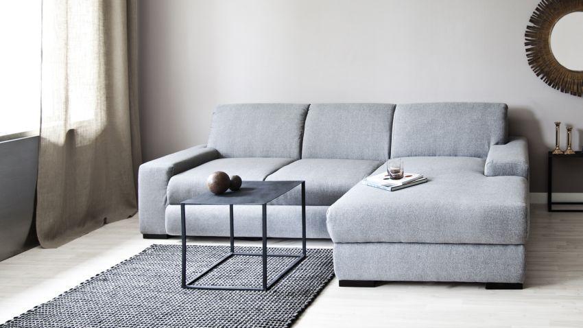 Sofa narożna rozkładana
