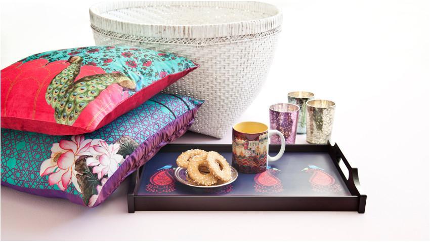 Indyjskie poduszki