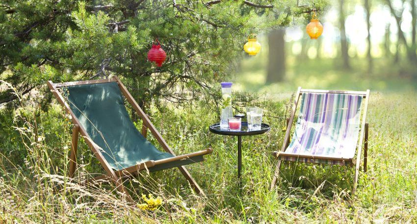 Krzesło plażowe