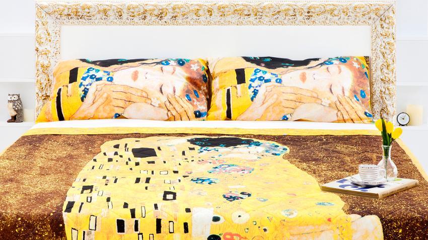 Edredones amarillos