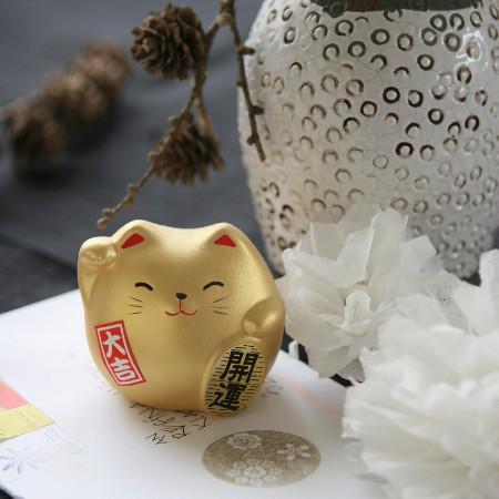 3 japanische Glücksbringer