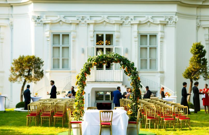 7 besondere Orte für Ihre Hochzeit