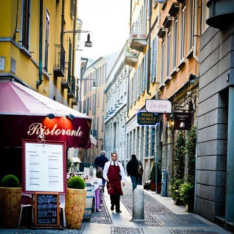 Ciao Mailand