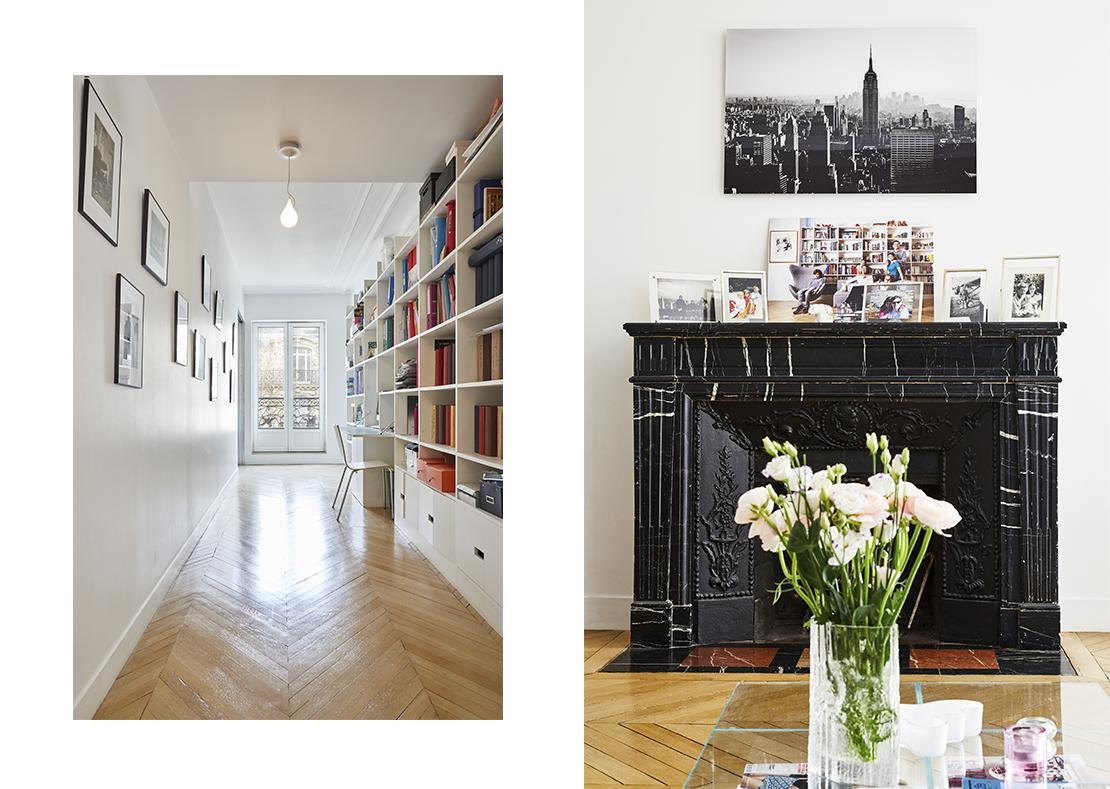 Westwing-Homestory-Paris-Lorna-Aubouin-Livingroom-Eingang-Kamin-Marmor