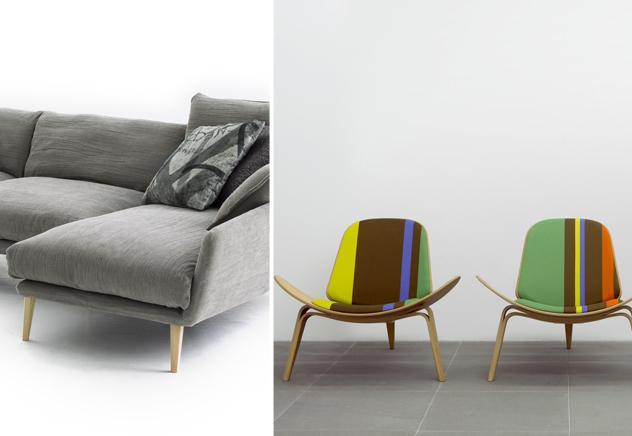 sedie e divano