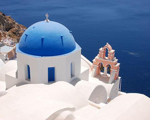 Santorini: in viaggio con Dalani