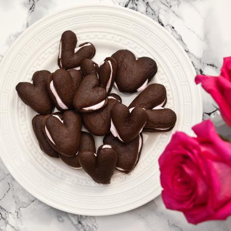 Biscotti di San Valentino - Ricette per dolci a cuore