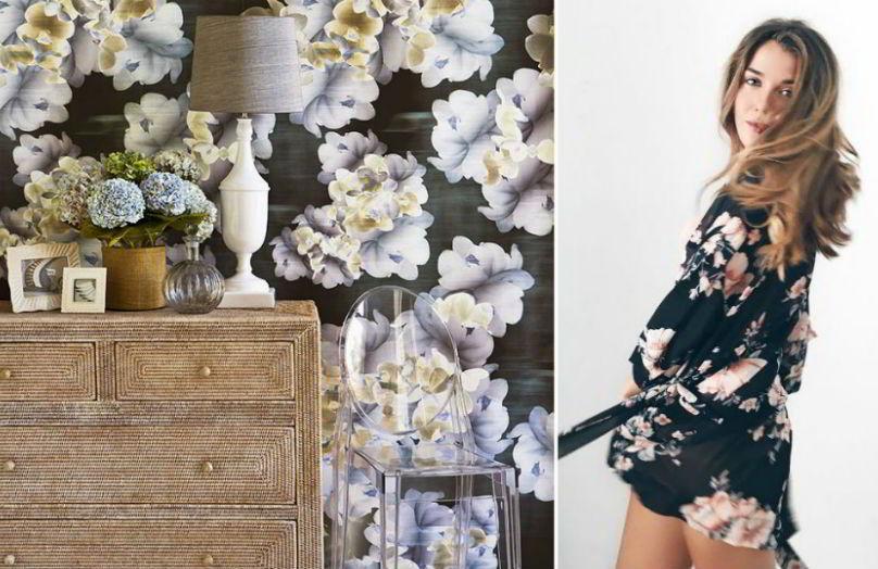 Martina Pinto - Una casa tra Dark e Light Floral