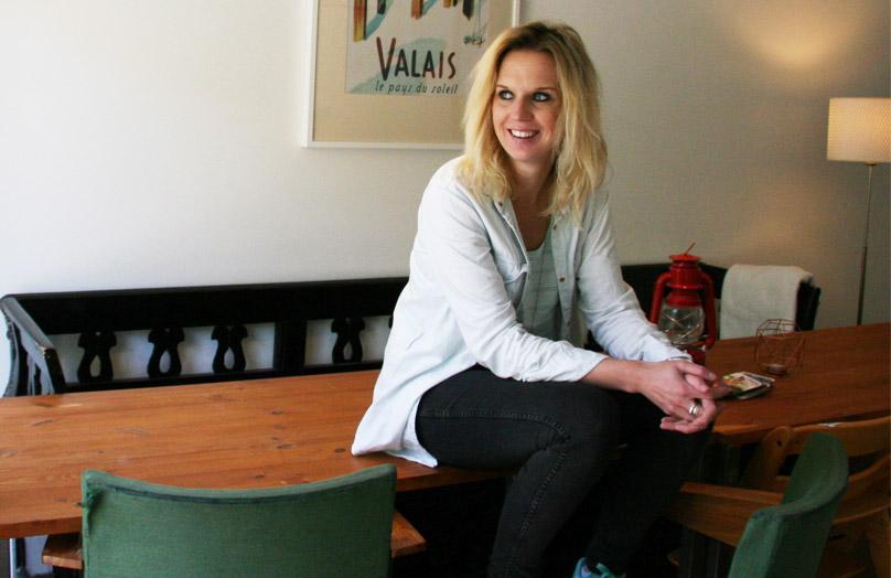Meet the editors: Sophie Bennink