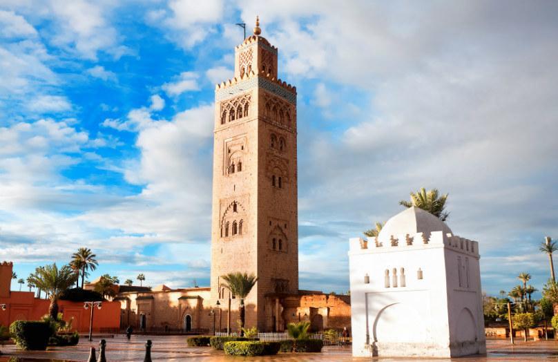 Witajcie w Marrakeszu: styl moho