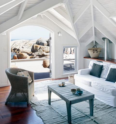 Maritimes Makeover: So gelingt der Strandhaus-Charme