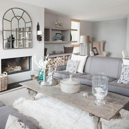 Get the Look: Glamouröses Chalet