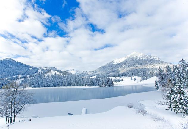 Winter-Hot-Spots: Tegernsee-Schliersee