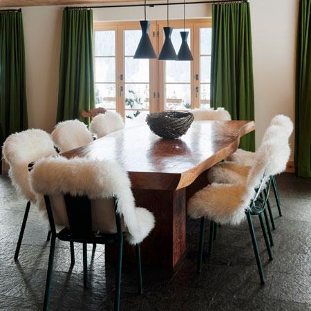Get the Look: Modernes Chalet