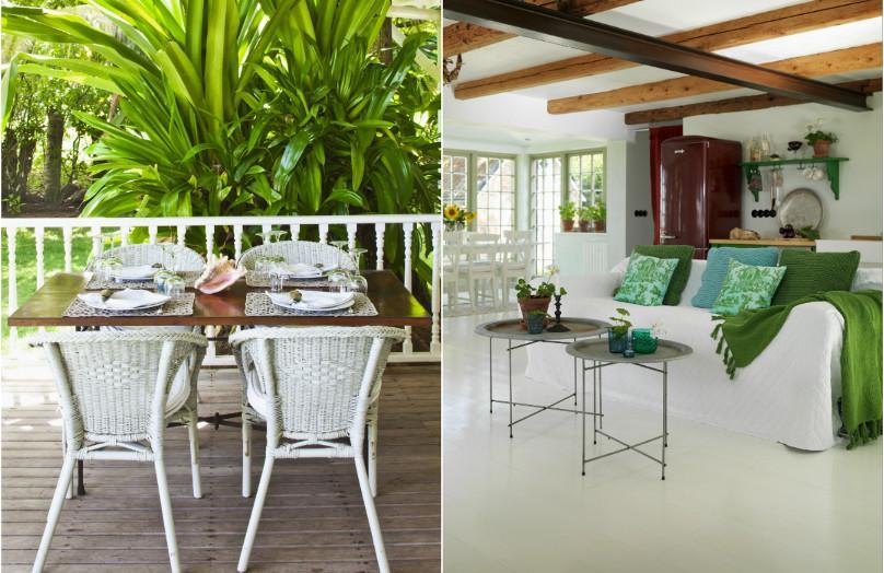 Estilo caribeño, el paraíso en casa