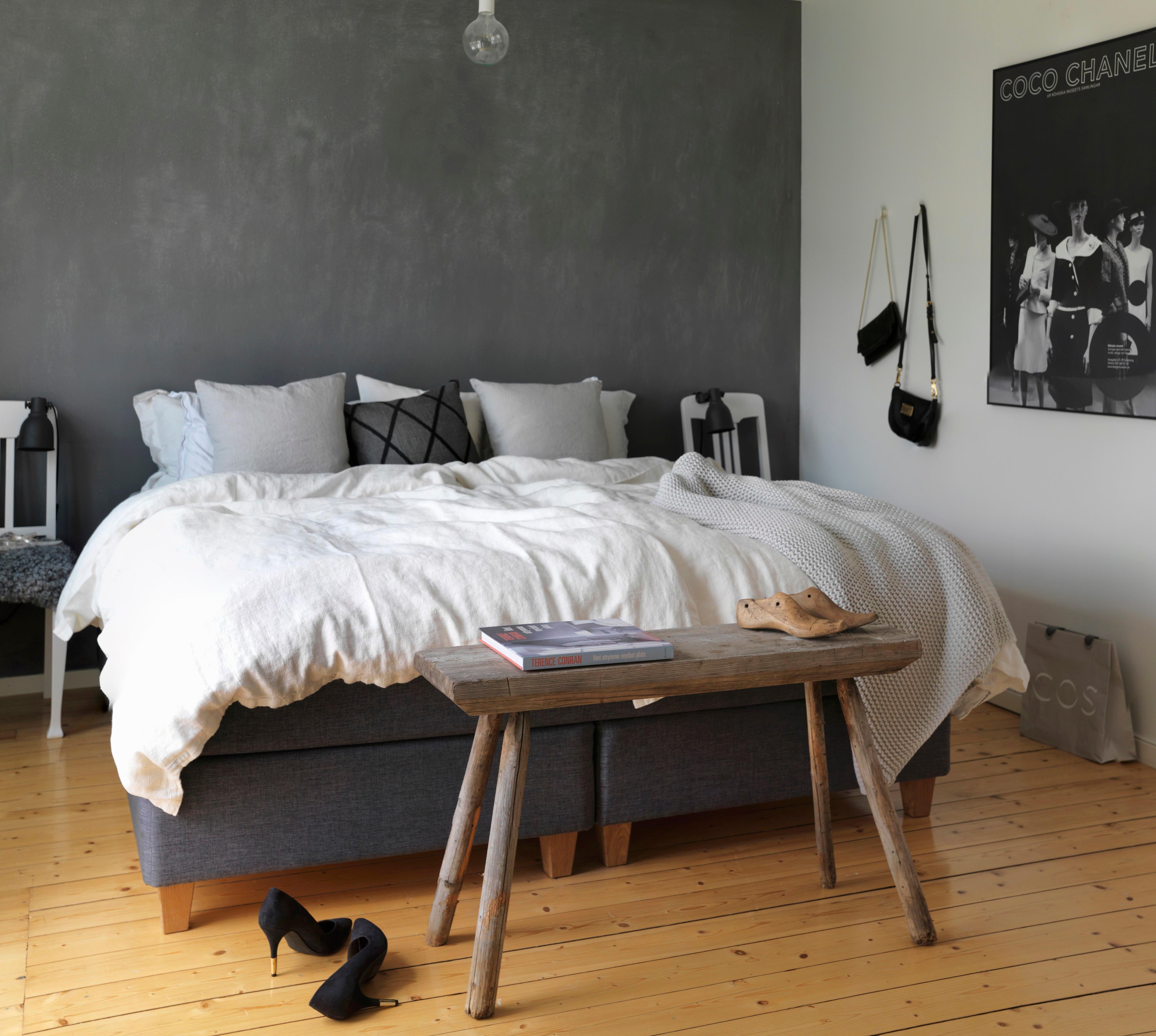 dormitorio confortable