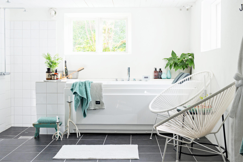baño nórdico