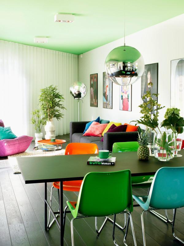 couleurs vives