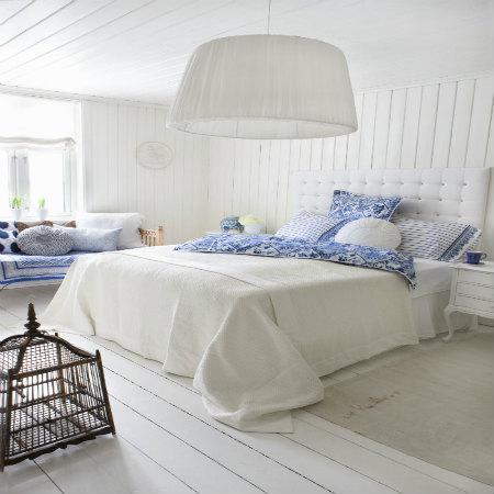 Style shabby maritime : la maison de vacances idéale