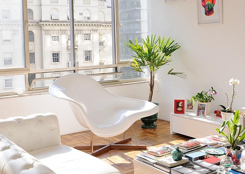 Living in San Paolo: passione design