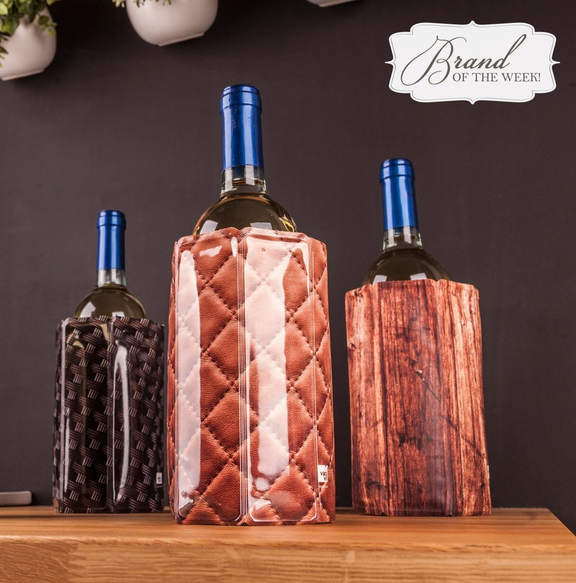 Vacu Vin e Sibo Homeconcept - Vino, cucina e fantasia
