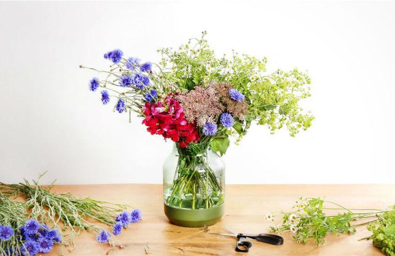 Bouquet fai da te del mese - Luglio è semplicità e relax