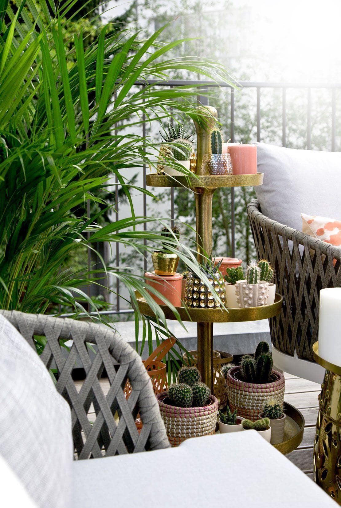 Dalani, Terrazzo, Giardino, Idee, Outdoor, Style, Trend