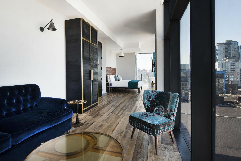 Westwing, Williamsburg Hotel, Stile, Design, New York