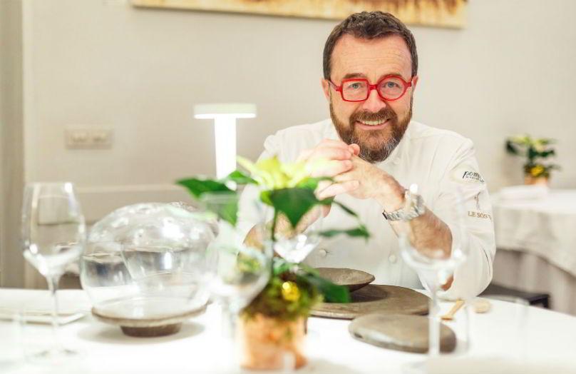 Giancarlo Morelli - La mia vita da chef