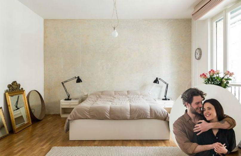 Coppie di casa - Inseparabili Elbio Bonsaglio e Giulia Urso