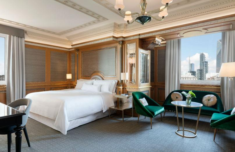 The Westin Palace Milan - Arte, Design e buon vivere italiano