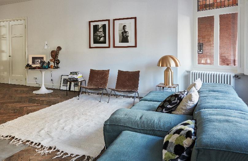 Gespot door locatiescout Esha: het interieur van Cornelie