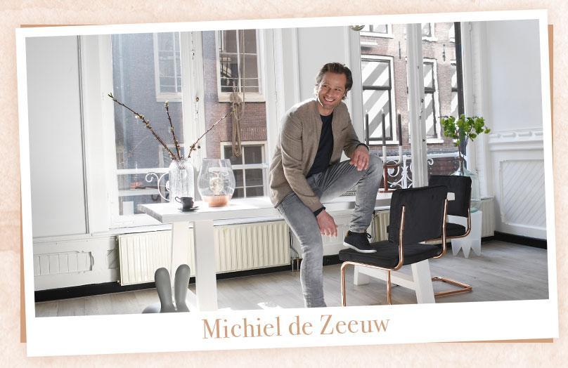 Celebrity b-day bash: een stylish party met Michiel de Zeeuw