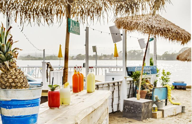 The Surf Lodge: een hippie chic getaway in Montauk