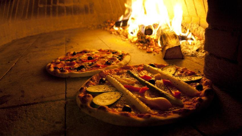 Pietra ollare per pizza