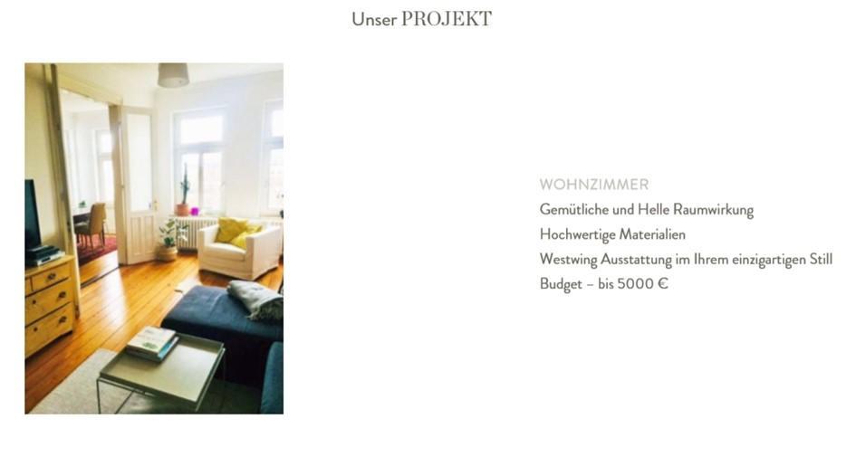 Wohnzimmer einrichten Vorher Bilder Infos