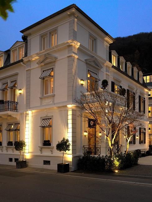 Heidelberg Suites Außenansicht Hotel