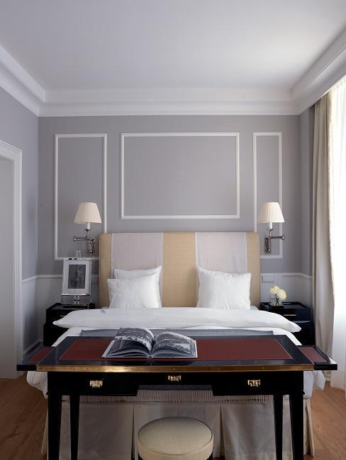 Heidelberg Suites Hotelzimmer Bett
