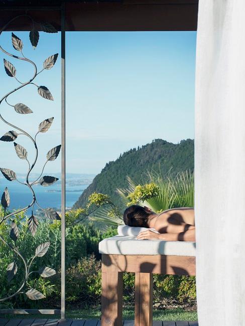 Lefay SPA Gardasee Aussicht