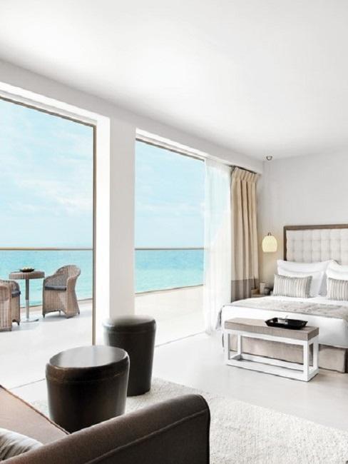 Sani Ressort Hotelzimmer Suite