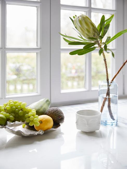 Home Staging cocina y plantas