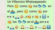 whatsapp para felicitar año nuevo
